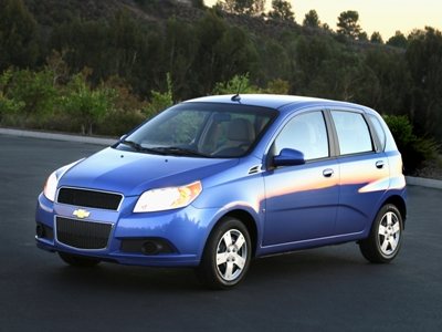 Quick Look: 2009 Chevrolet Aveo5