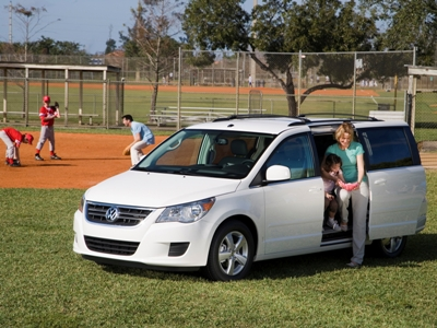 Quick Look: 2009 Volkswagen Routan