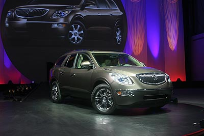 2008 Buick Enclave Preview