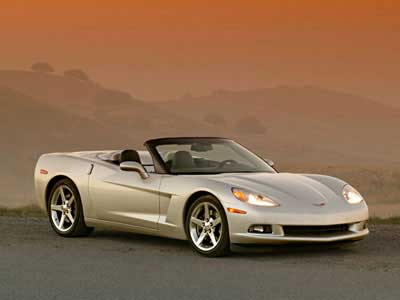2005 Chevrolet Corvette Road Test