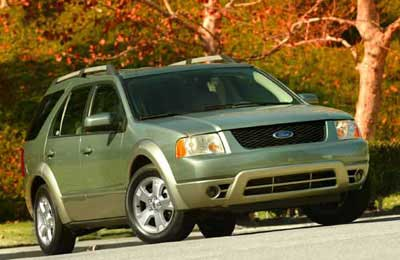 2005 Ford Freestyle Road Test