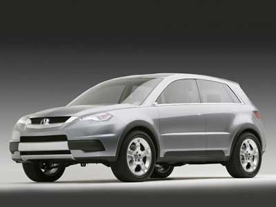 2006 Acura RD-X Preview
