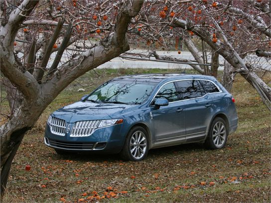 Living With the 2010 Lincoln MKT