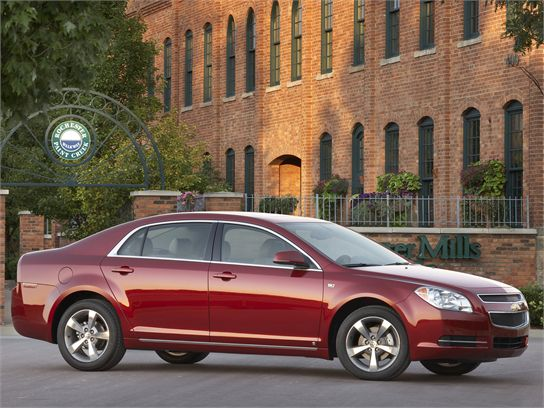 The Daily Drive: 2008 Chevrolet Malibu LTZ