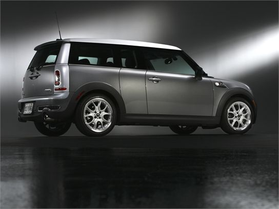 Review 2008 Mini Cooper Clubman Autobytelcom