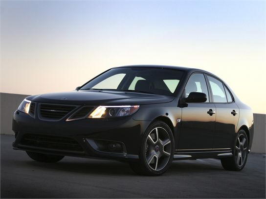 Test Drive: 2008 Saab 9-3 Turbo X Sport Sedan