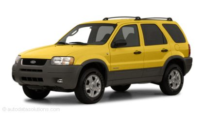 KBB.com 2001 Ford Escape Overview
