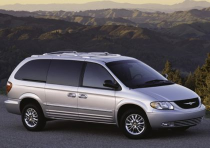 KBB.com 2003 Chrysler Town and Country Overview