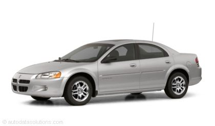 Kelley Blue Book ® - 2003 Dodge Stratus Overview