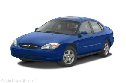 Kelley Blue Book ® - 2003 Ford Taurus Overview