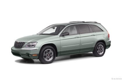 KBB.com 2004 Chrysler Pacifica Overview
