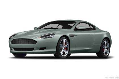 Edmunds.com 2010 Aston Martin DB9 Overview