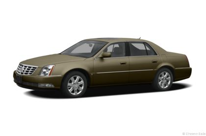 Edmunds.com 2010 Cadillac DTS Overview