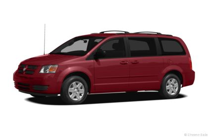 Edmunds.com 2010 Dodge Grand Caravan Overview