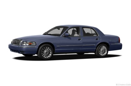 Edmunds.com 2010 Mercury Grand Marquis Overview